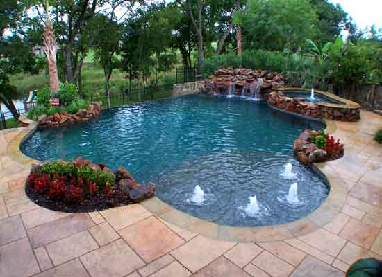 freeform swimming pool Swimming Pools Prices